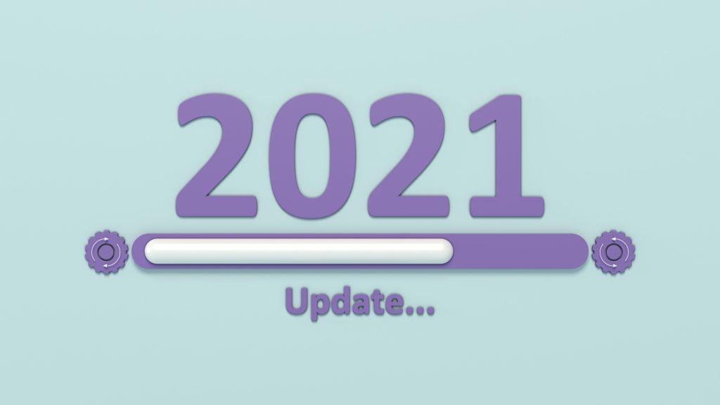 2021 Updates